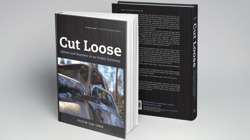 Cut Loose book covers