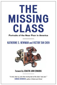 The Missing Class cover