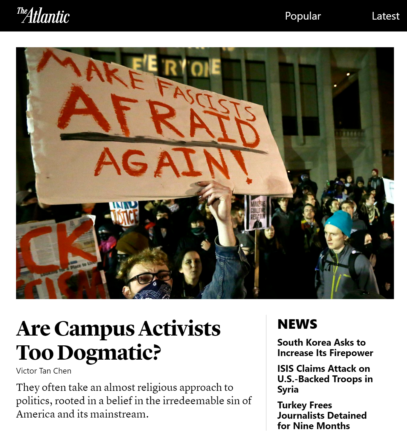 Are Campus Activists Too Dogmatic - front page.PNG